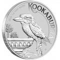 PM 1 oz silver KOOKABURRA 2022 $1 Australia