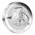 Australian Wedge-tailed Eagle 2021 1kg Silver Incused Coin