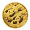 Gold CHINA PANDA 30 GR 2022 Yuan 500