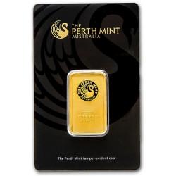 GOLD BAR 20 gr PERTH MINT