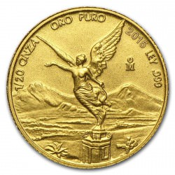 1/20 oz gold LIBERTAD 2015