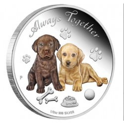 2016 $10 Proof Celebration of Love 7.96gr Swarovski Canada