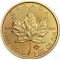 Gold Maple Leaf 1 oz