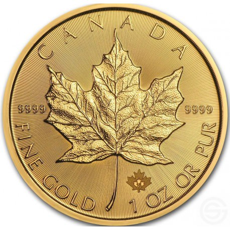 Gold Maple Leaf 1 oz