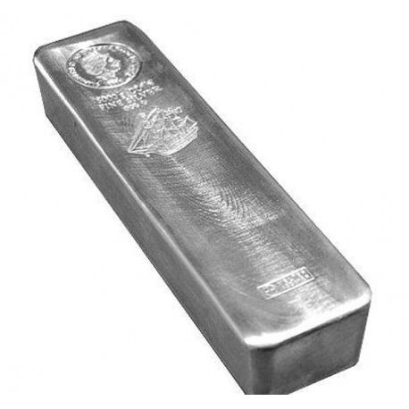 5 Kilo Silver Bar Goldsilver Be
