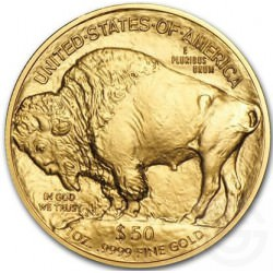 GOLD 1 oz GOLD US BUFFALO