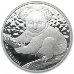 1 oz silver KOALA 2009