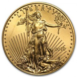 Goud U.S. GOLD EAGLE 1 oz 2010