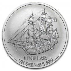 2 oz silver NIUE 2016 Daniel in the Lion's Den