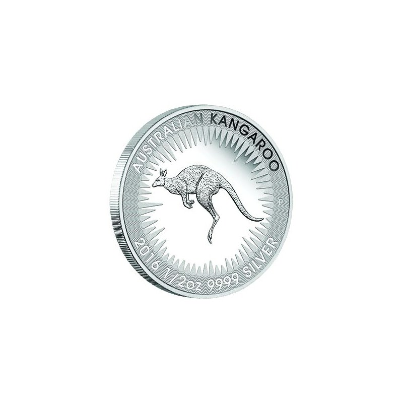 Australian Kangaroo 2016 Silver Proof Four Coin Set