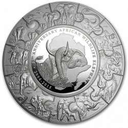 1 troy oz silver 2015 FREEDOM GIRL