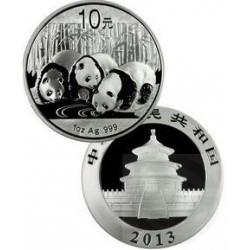 Zilver 1 oz PANDA 2013