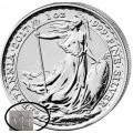 1 oz silver BRITANNIA 2017 - 20th Anniversary