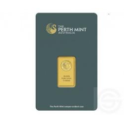 BAR 5 gram PERTH MINT
