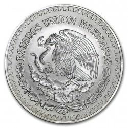 1 oz silver LIBERTAD 1996