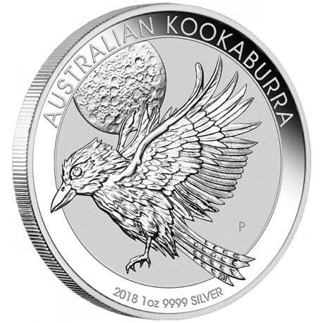 1 oz silver KOOKABURRA 2017 Privy SHARK
