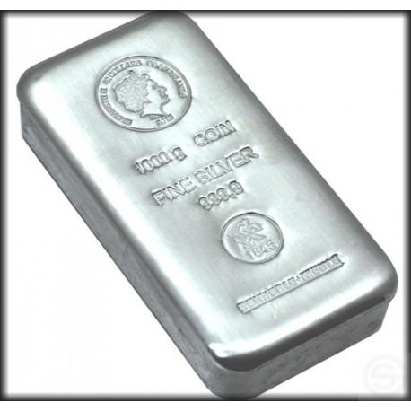 1 Kilo Silver