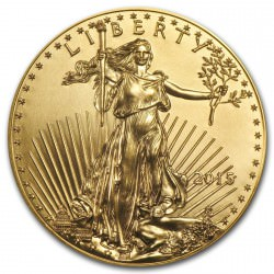 Goud U.S. GOLD EAGLE 1 oz 2015