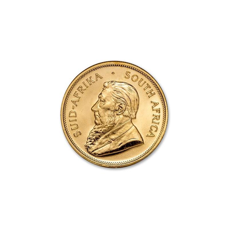 1 Oz Gold Krugerrand 1979 Goldsilver Be