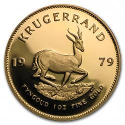 1 oz gold KRUGERRAND 1979