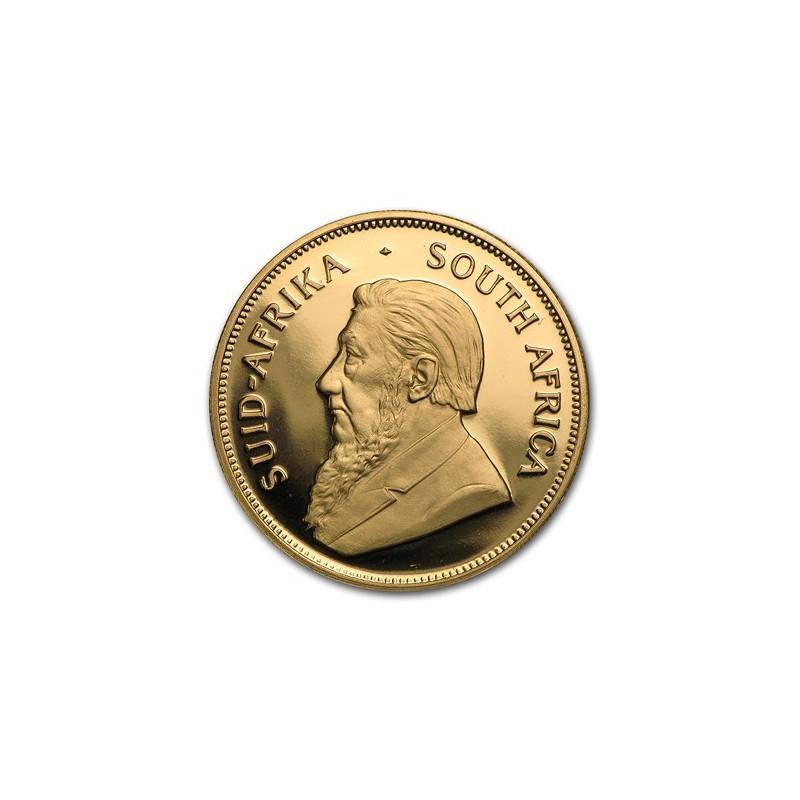 1 Oz Gold Krugerrand 1973 Proof Goldsilver Be
