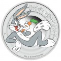 Looney Tunes - BUGS BUNNY 2018 1/2oz Silver Proof Coin
