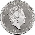 1 oz PLATINIUM PLATINUM QUEEN'S BEAST £100 RED DRAGON