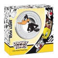 Looney Tunes – DAFFY DUCK 2018 1/2oz Silver Proof Coin