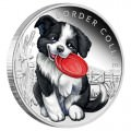 Puppies - Beagle 2018 1/2oz Silver Proof Coin