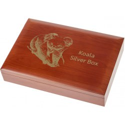 KOALA silver coins CASE - HIGH QUALITY