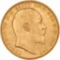 FULL GOLD SOVEREIGN 1894