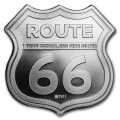 1 troy oz Silver - Icons of Route 66 Illinois Gemini Giant