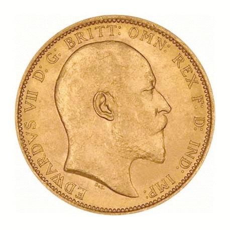 FULL GOLD SOVEREIGN 1902