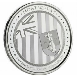 1 oz silver PELICAN 2018 Eastern Caribbean N°2 / 8