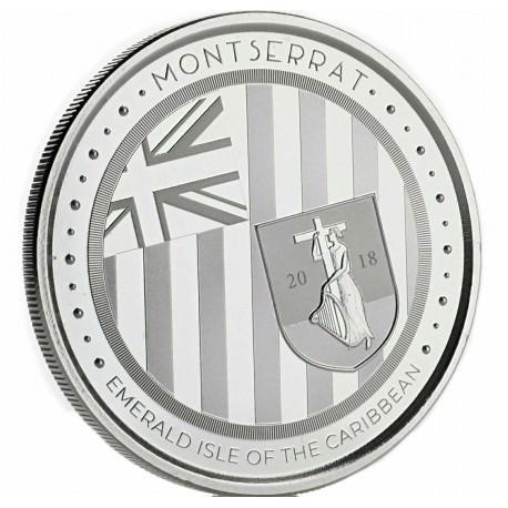 1 oz silver GRENADA 2018 Eastern Caribbean N°5 / 8