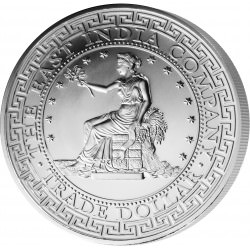 1 oz silver U.S. TRADE DOLLAR 2018 - 2nd of the series ++