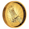 Australian Wedge-tailed Eagle 2019 1oz Gold Proof High Relief Coin