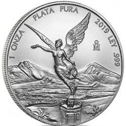MEXICO 1 oz silver LIBERTAD 2019