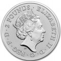 1 oz silver The ROYAL ARMS 2019 £2