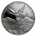 1/2 oz silver LIBERTAD 2016 PROOF
