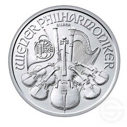 BUY-BACK SILVER Philharmoniker 1 oz