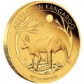 Australian Kangaroo 2019 Gold Proof Five-Coin Set
