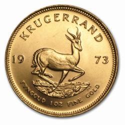 1 oz silver KRUGERRAND 2018 BU Pre-sale