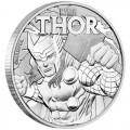 Perth Mint 1 oz silver 2018 MARVEL THOR $1